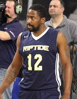 Anthony Anderson (basketball) American basketball player (1981-)