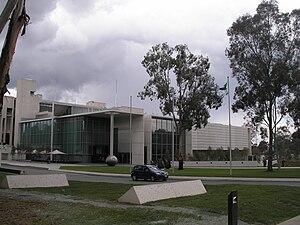 Contemporary Indigenous Australian art - Image: NGA extension 2010