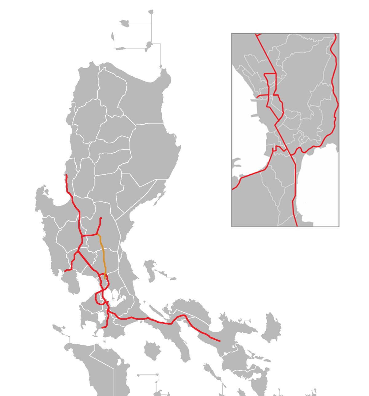 North Luzon East Expressway - Wikipedia