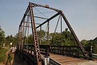NOKESVILLE TRUSS BRIDGE, PRINCE WILLIAM COUNTY.JPG