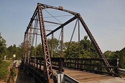 NOKESVILLE TRUSS BRIDGE, PRINCE WILLIAM COUNTY.JPG