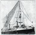 NSRW Italian battleship with telephone wires.jpg