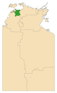 Electoral division of Goyder electoral division of the Northern Territory, Australia