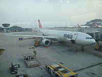 N818NW - A333 - Delta Air Lines