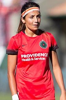 Nadia Nadim Danish national team forward