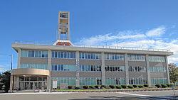 Naganuma town hall.JPG