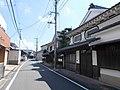 Nagasaki Kaido in Katashima, Iizuka.jpg