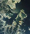 Nagaura Bay Aerial photograph.1988.jpg