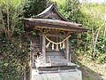 Nakayama-jinja (Tsuyama) massha Misakisha.JPG