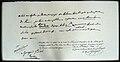 Napoléon-Lettre de reddition1815.jpg