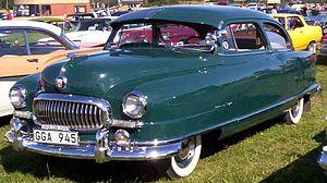 Nash Statesman - 1951 Nash Statesman Two-Door Sedan