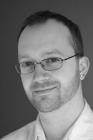 Nathan Burgoine - Image: Nathan burgoine canadian writer