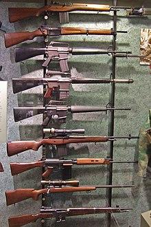Weapons in Vietnam War