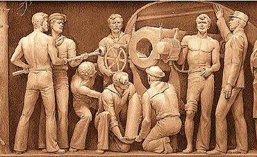 Naval Gun Crew in the Spanish-American War Naval Gun Crew in the Spanish-American War.jpg