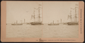 Naval Parade, Centennial. April 28th, 1889, and Goddess of Liberty, by Kilburn Brothers.png