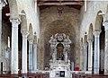 Nave and altar - San Sisto - Pisa 2014.jpg