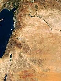 El territorio conocido como Medio Oriente fue sin duda escenario de los acontecimientos que inspiraron la redacción de los textos bíblicos