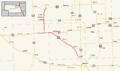 Nebraska Highway 13 map.png