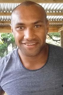 Nemani Nadolo Fijian rugby union player
