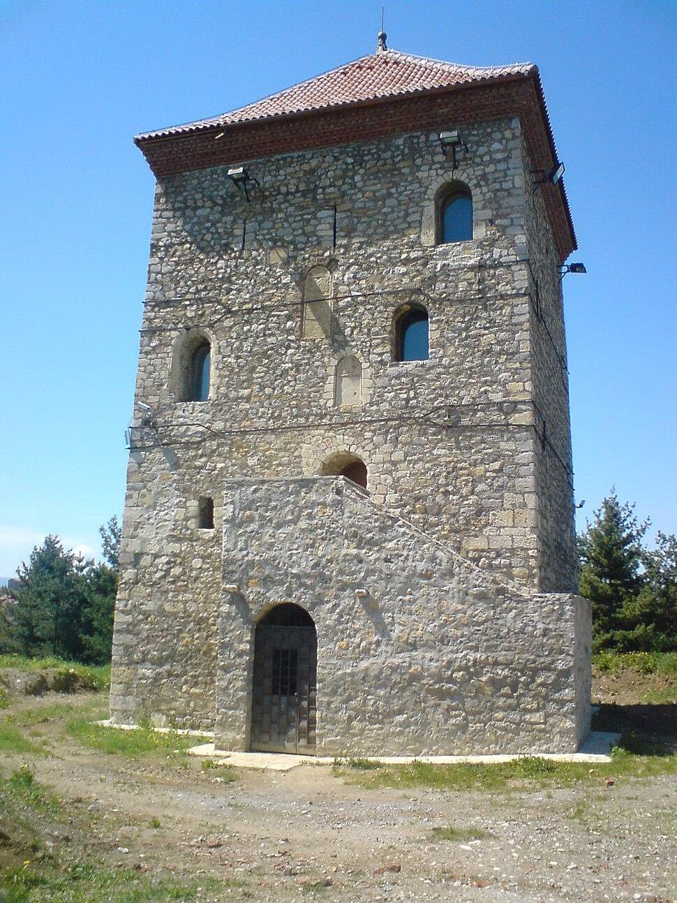 Nenadović Tower from 1813