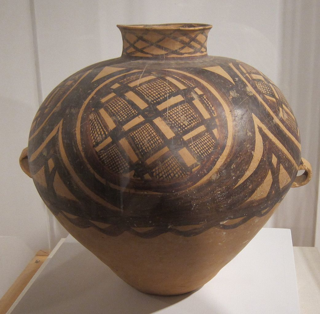 fichierneolithic chinese pottery john young museum of