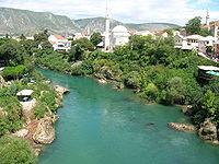 Neretva at Mostar2.JPG