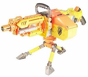 Nerf Blaster - Image: Nerf N Strike Vulcan
