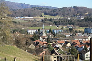 Neuenhof, Aargau - Image: Neuenhof 2031
