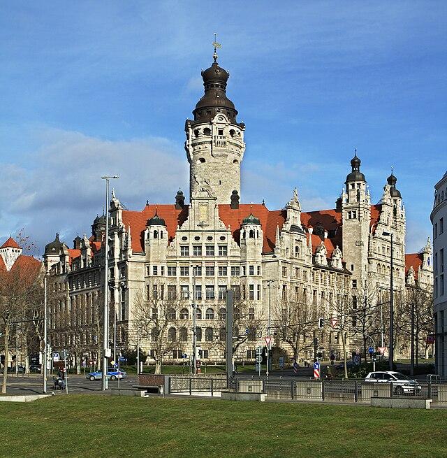 Neues Rathaus (Leipzig)