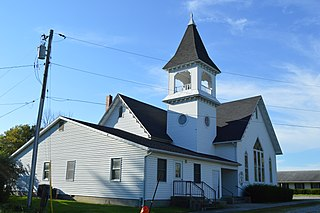 New Dover, Ohio Unincorporated community in Ohio, United States