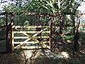 New Gate - geograph.org.uk - 2638203.jpg