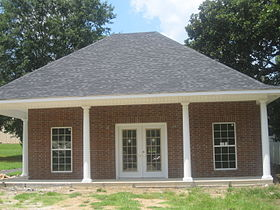 New Town Hall in Goldonna, LA IMG 2089.JPG