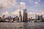 New York from the Hudson (7259363186).jpg