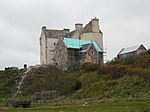 New additions to Ballone Castle - geograph.org.uk - 1044862.jpg