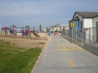 Newport Beach, California - Newport Coastal Path