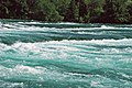 Niagara River (just upstream from American Falls) 2 (19884302718).jpg