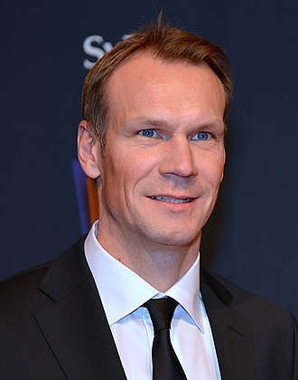 Nicklas Lidström - Lidström at the Svenska idrottsgalan on January 13, 2014