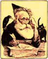 Nicolae Petrescu-Găină - Magul de la Câmpina, Furnica 24 oct (6 nov) 1904.png