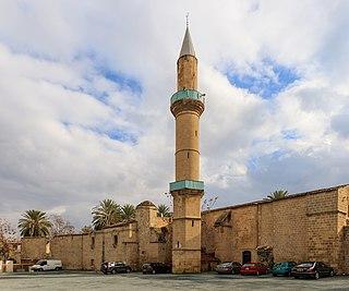 Ömeriye Mosque mosque in Cyprus