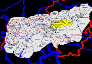 TOPO wandelkaart 45/2 - Niedere Tauern II - Alpenverein