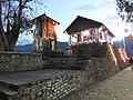 Night view of Chamunda Devi temple ,Chamba 01.jpg