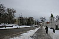 Nikolo-Ugresh monastery in Dzerzhinsky town.jpg