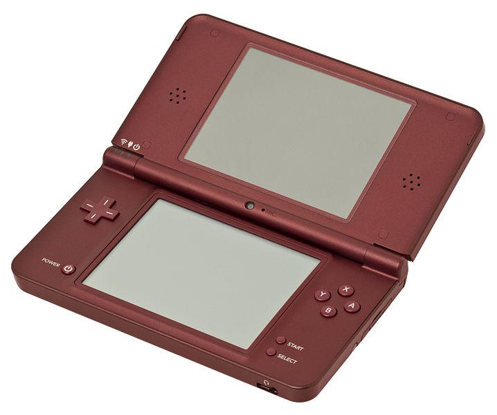 file nintendo dsi xl burg jpg wikimedia commons rh commons wikimedia org Nintendo DS Nintendo 3DS