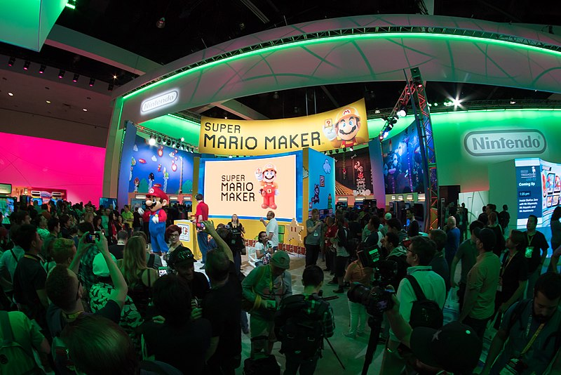 File:Nintendo at E3 2015.jpg