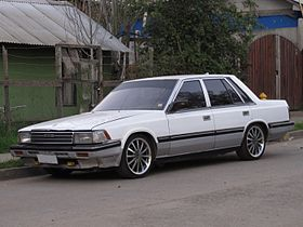 Nissan Laurel Википедия
