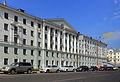 Nizhny Novgorod. Building on Lyadov squaire (Gagarina prospekt, 1).jpg