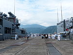 No.12 Pier in Zhongzheng Naval Base Open Day 20130504a.jpg