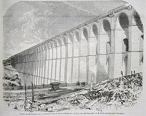 Chaumont, Haute-Marne - Chaumont viaduct