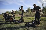 No Pain, No Gain, Marines complete non-lethal training in Italy 161103-M-ML847-008.jpg