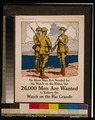 No more men are needed for the watch on the Rhine, but 26,000 men are wanted to relieve the watch on the Rio Grande LCCN2002712341.tif